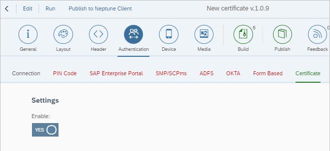 Authentication - Neptune Software Community