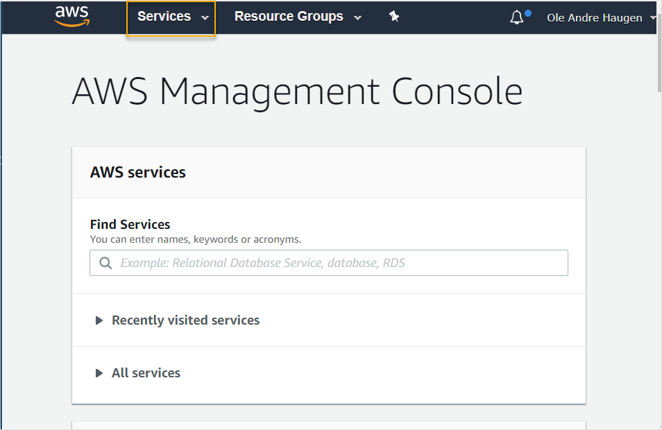Install Planet 9 on AWS Cloud - Neptune Software Community