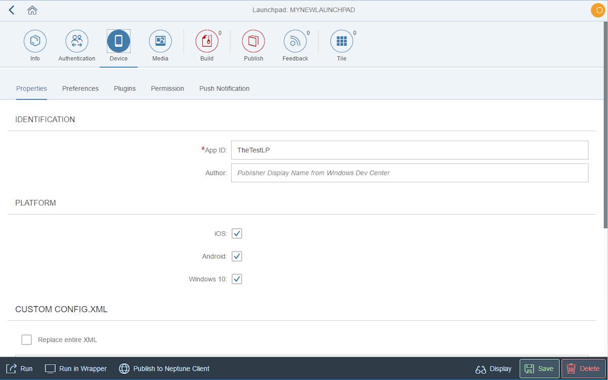 Device Deployment - Neptune Software Community