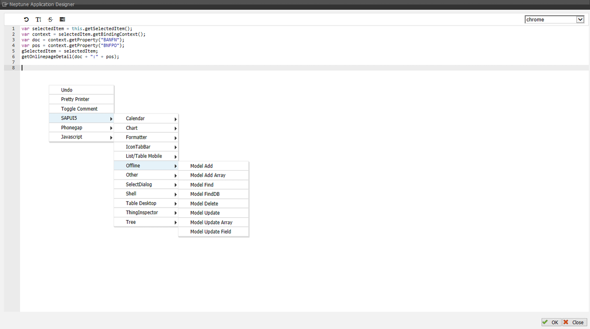 Offline UI5 Applications - Neptune Software Community
