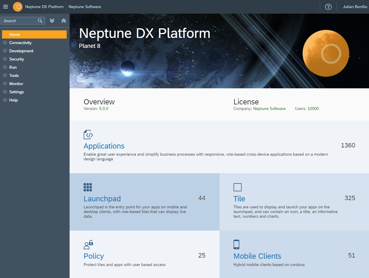 Release Notes - Planet 8 - Neptune Software Community