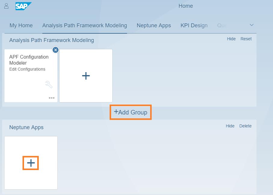 Fiori Launchpad Integration - Neptune Software Community