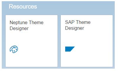 Themes - Neptune Software Community