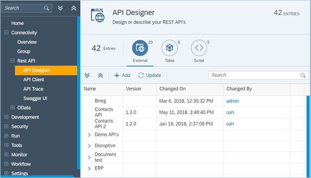 Getting started with API Designer - Neptune Software Community