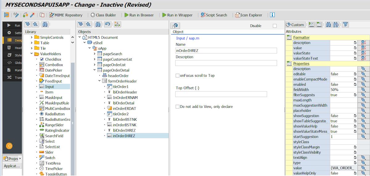Develop your second SAPUI5 app - Neptune Software Community